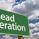 Get Attention- Road sign with the words 'Lead Generation'- Get The Attention Your Business Deserves