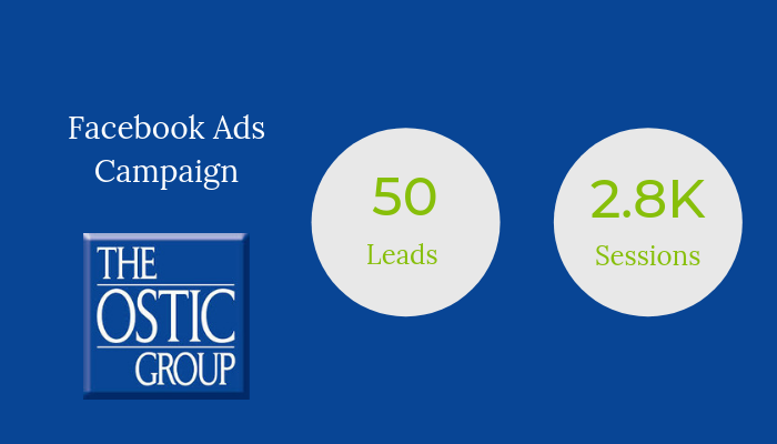 Ostic Group Facebook Ad Results