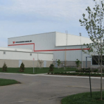 Toyota Boshoku Canada Warehouse in Woodstock Ontario