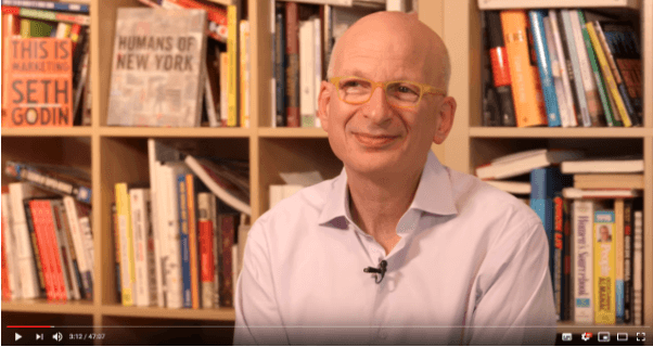 Seth Godin explains why finding your niche is so important