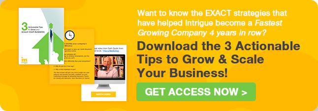 Download The 3 Actionable Tips to Grow & Scale Your Business
